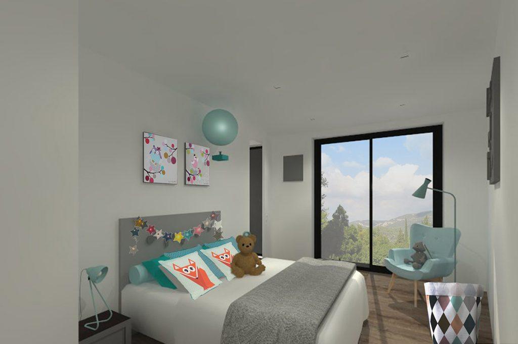 Chambre Enfant 3d 2