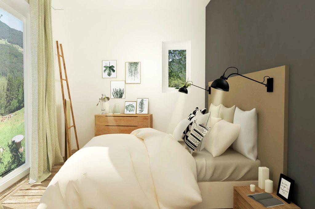 Chambre Suite Master 2 3d