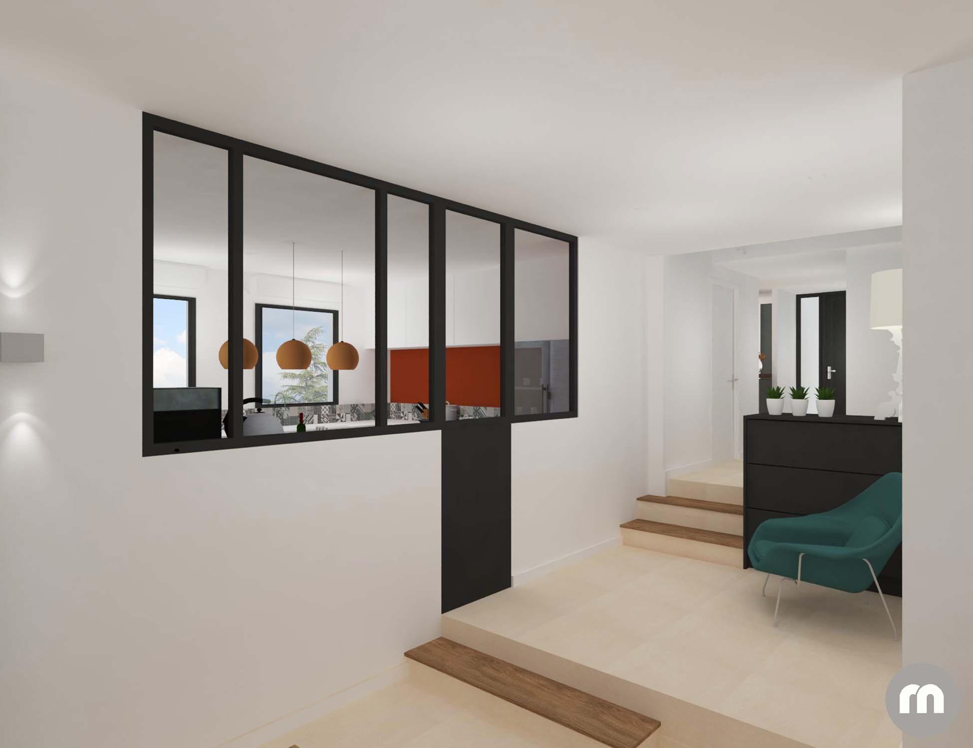 Maison Solaize Marlene Reynard Verriere Atelier 3d Marl Ne Reynard