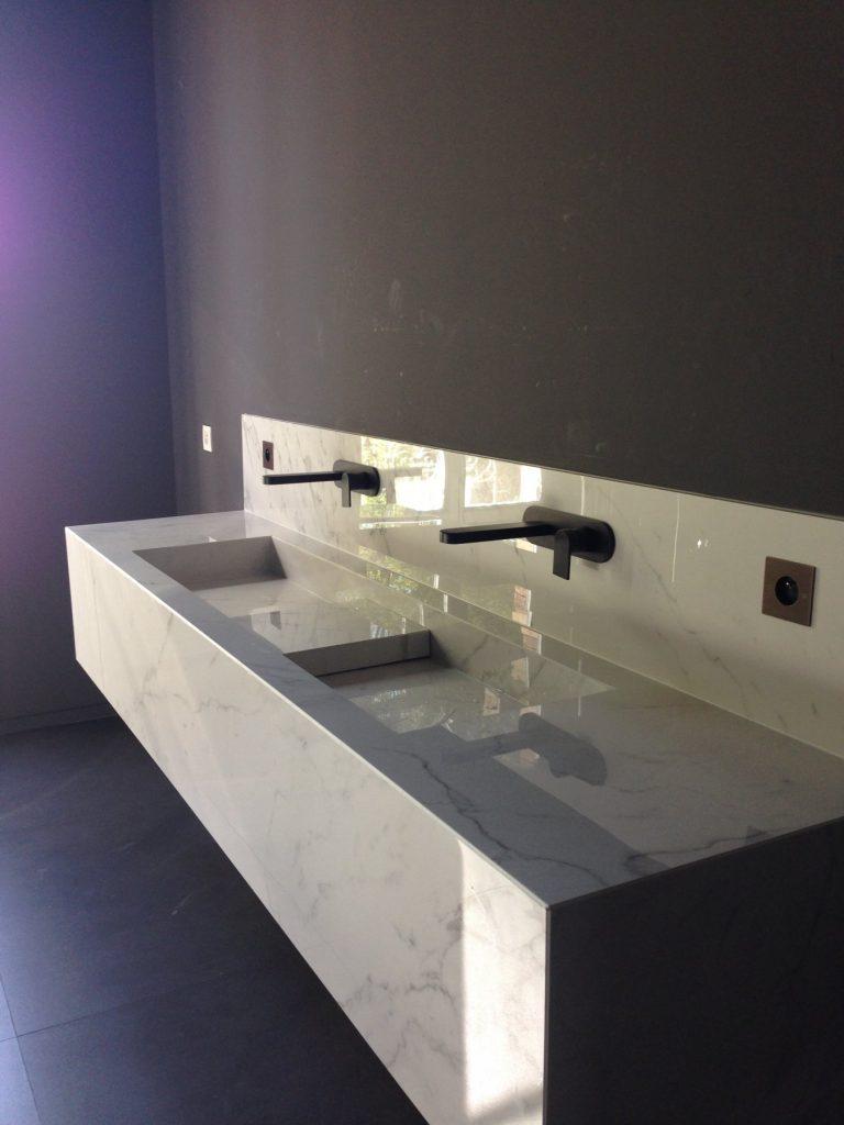 1.projet.maison De Maitre.marlene Reynard.architecture Interieure.marbre Calacata.parquet Pointe De Hongrie.coleandson Wallpaper (16)