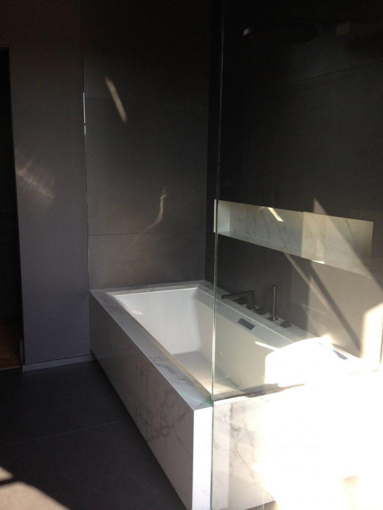 1.projet.maison De Maitre.marlene Reynard.architecture Interieure.marbre Calacata.parquet Pointe De Hongrie.coleandson Wallpaper (18)