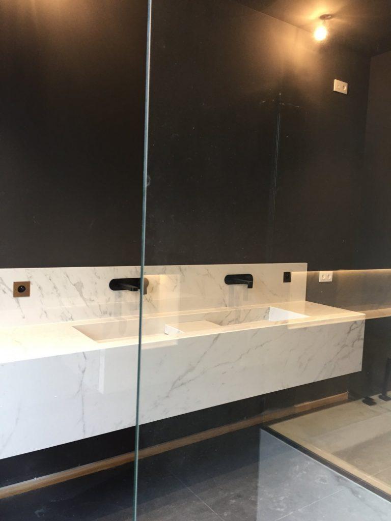 1.projet.maison De Maitre.marlene Reynard.architecture Interieure.marbre Calacata.parquet Pointe De Hongrie.coleandson Wallpaper (29)