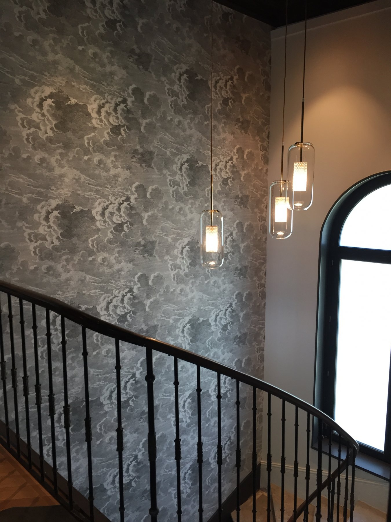 1.projet.maison De Maitre.marlene Reynard.architecture Interieure.marbre Calacata.parquet Pointe De Hongrie.coleandson Wallpaper (36)