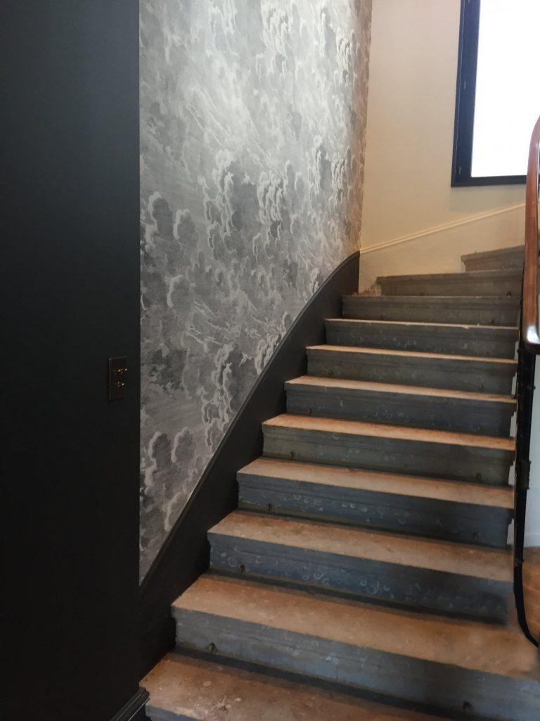 1.projet.maison De Maitre.marlene Reynard.architecture Interieure.marbre Calacata.parquet Pointe De Hongrie.coleandson Wallpaper (39)