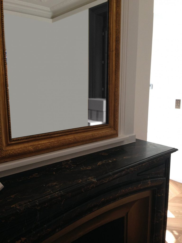 1.projet.maison De Maitre.marlene Reynard.architecture Interieure.marbre Calacata.parquet Pointe De Hongrie.coleandson Wallpaper (4)