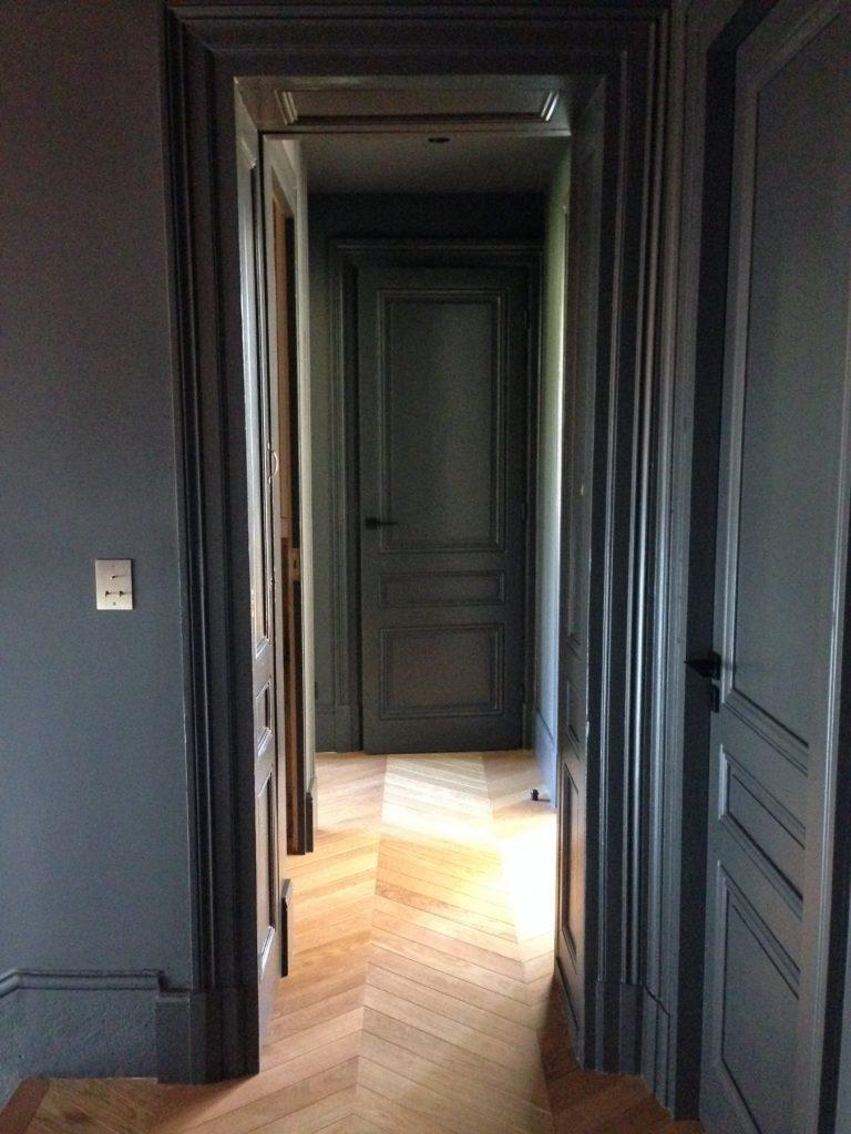 1.projet.maison De Maitre.marlene Reynard.architecture Interieure.marbre Calacata.parquet Pointe De Hongrie.coleandson Wallpaper (6)