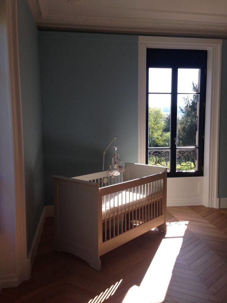 1.projet.maison De Maitre.marlene Reynard.architecture Interieure.marbre Calacata.parquet Pointe De Hongrie.coleandson Wallpaper (9)