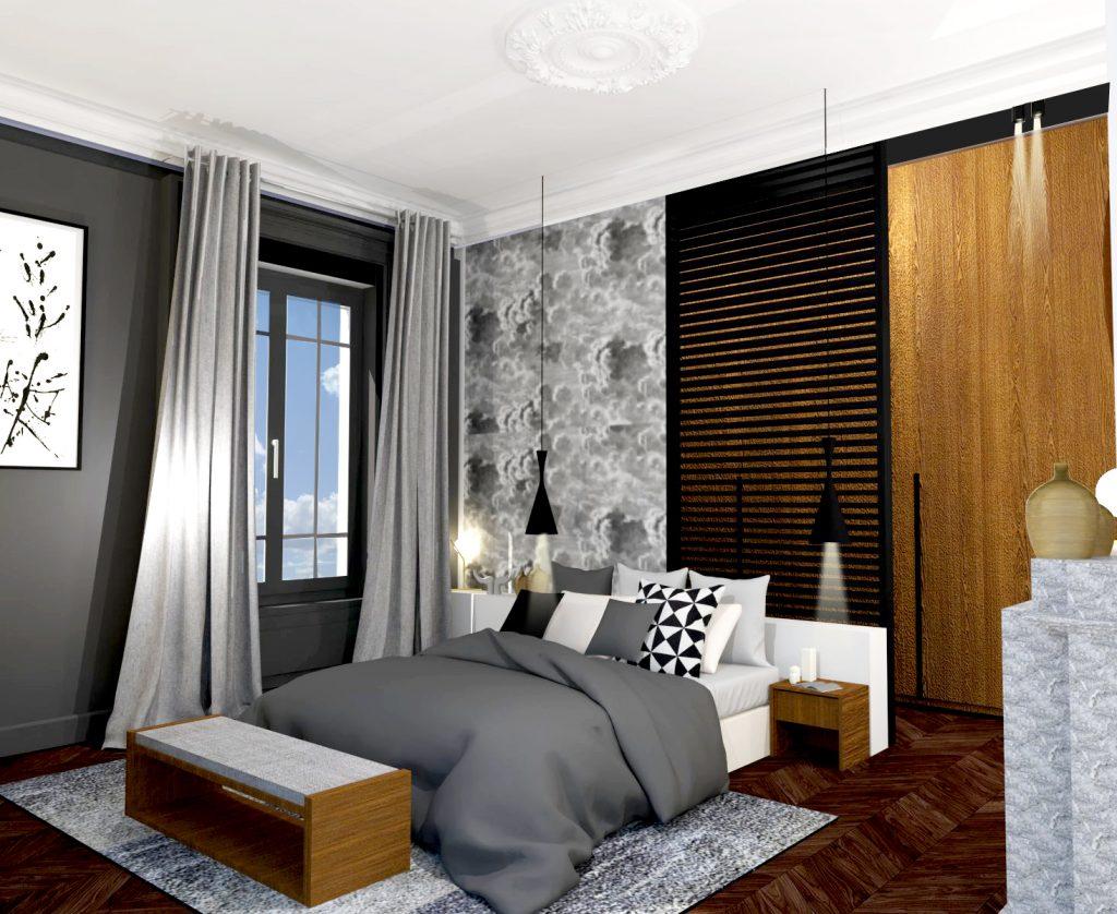 5 Maison Maitre Suite Master Marlene Reynard Chambre Salle De Bain 1