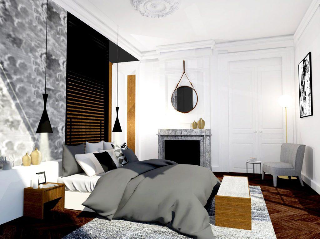 5 Maison Maitre Suite Master Marlene Reynard Chambre Salle De Bain 2