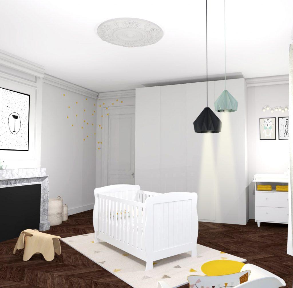 8 Maison Maitre Chambre Enfant Marlene Reynard 2