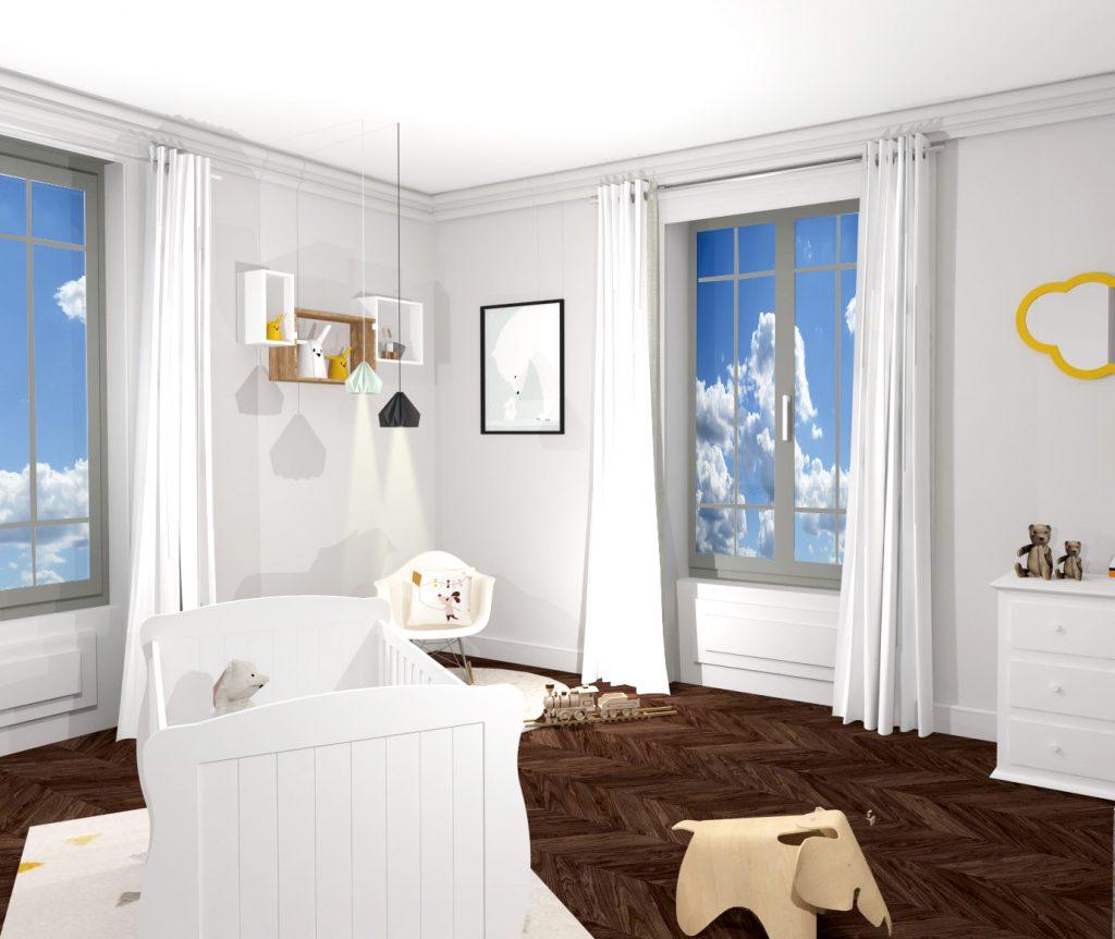 8 Maison Maitre Chambre Enfant Marlene Reynard 3