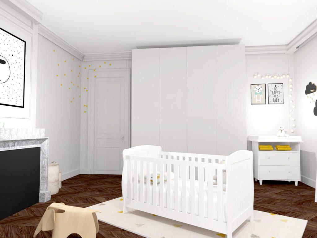 8 Maison Maitre Chambre Enfant Marlene Reynard 4