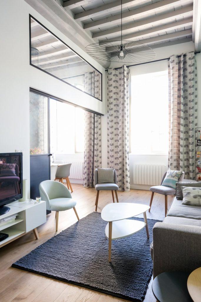 Appartement Canut.croix Rousse. Marlene Reynard.architecture Interieur. Decoration.cuisine.verriere.parquet (13)