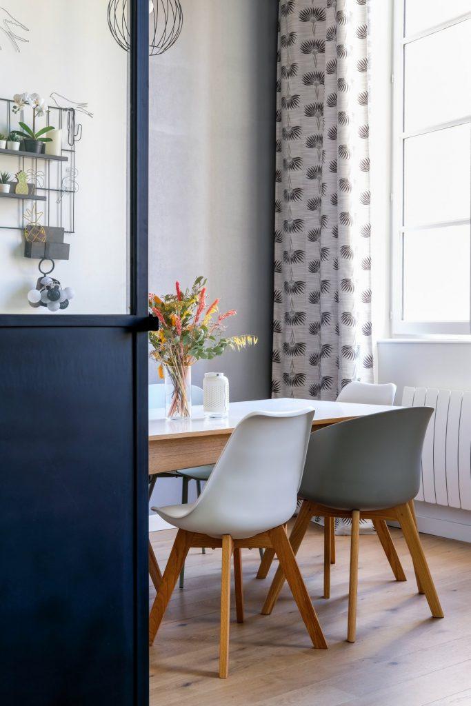 Appartement Canut.croix Rousse. Marlene Reynard.architecture Interieur. Decoration.cuisine.verriere.parquet (27)