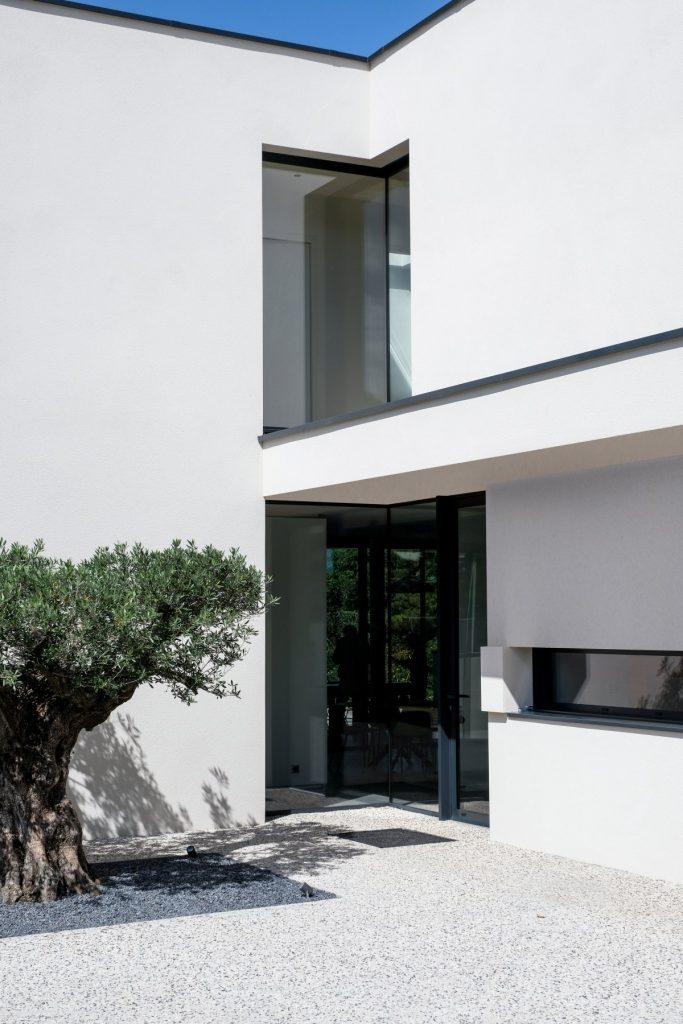 Maison Contemporaine.marlene Reynard.construction.neuve.piscine.toit Terrasse (2)