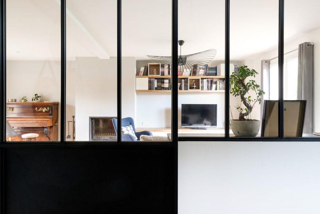 Maison.lyon.verrière.cuisine.fenix.cheminée.salon.marlene Reynard.architecture.decoration (1)