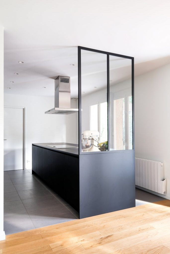 Maison.lyon.verrière.cuisine.fenix.cheminée.salon.marlene Reynard.architecture.decoration (16)