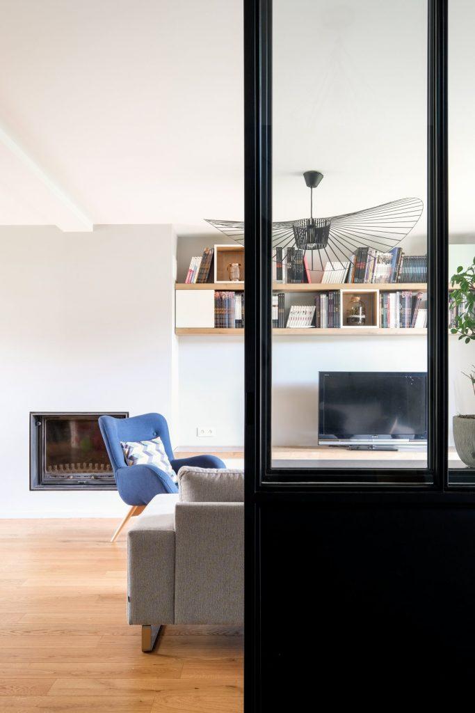 Maison.lyon.verrière.cuisine.fenix.cheminée.salon.marlene Reynard.architecture.decoration (2)