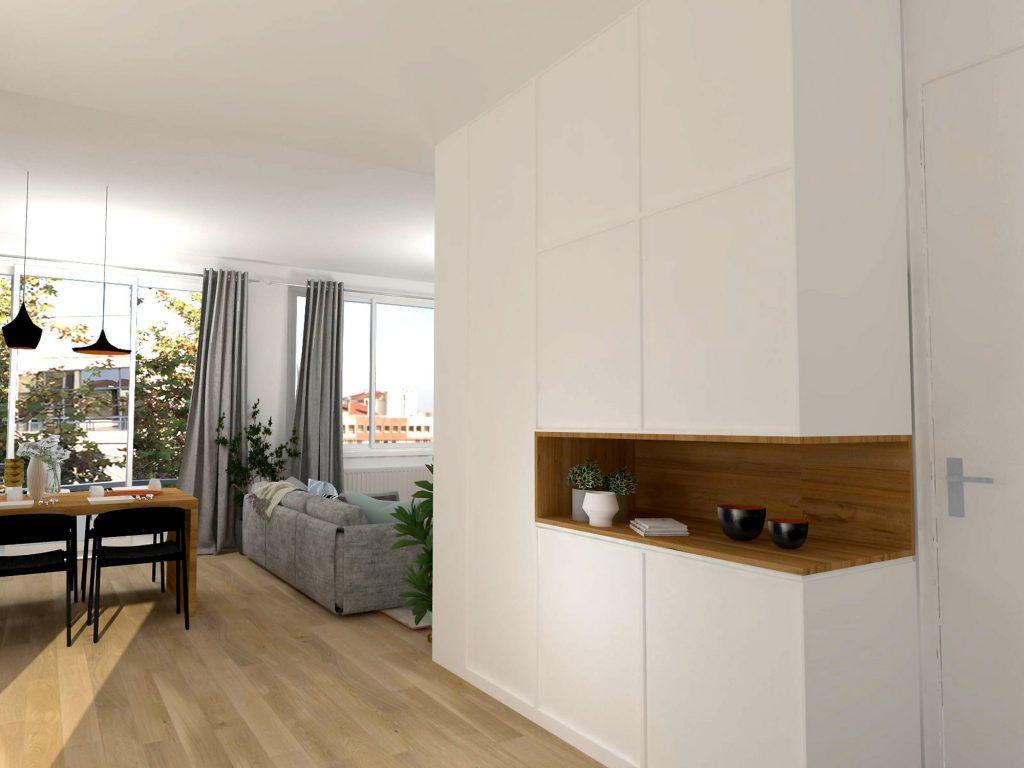 1 Appartement Lyon 8 Marlenereynard