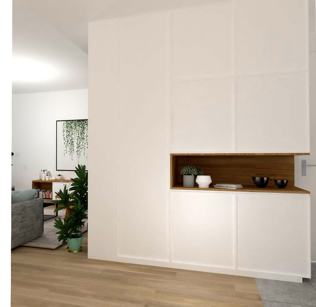 2 Appartement Lyon 8 Marlenereynard