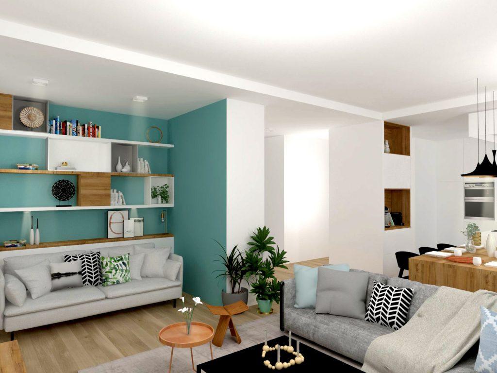 3 Appartement Lyon 8 Marlenereynard