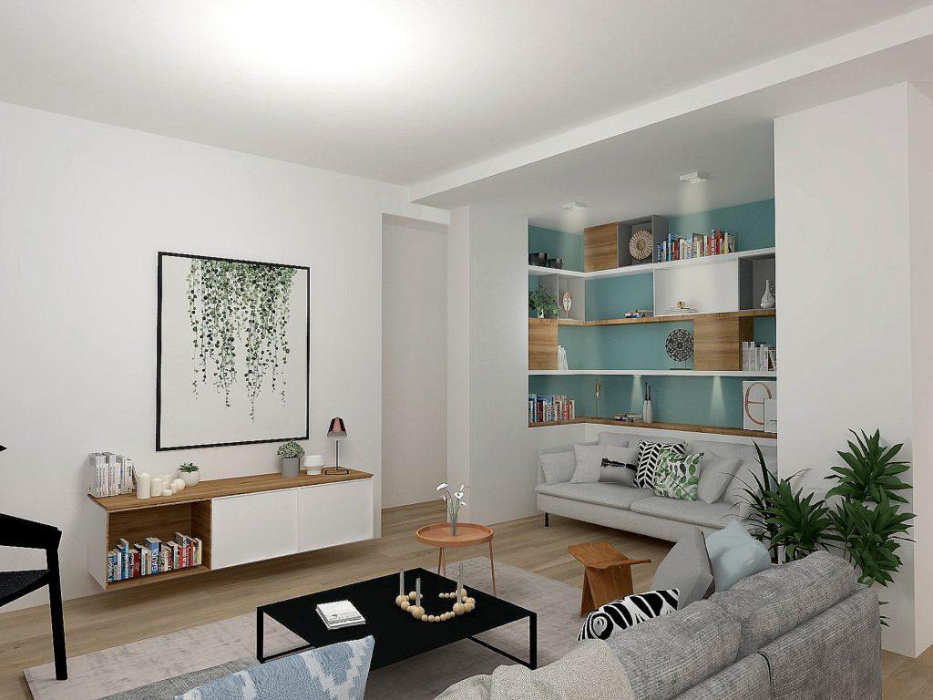 4 Appartement Lyon 8 Marlenereynard
