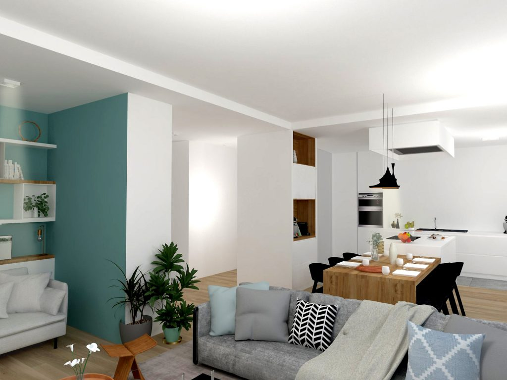 5 Appartement Lyon 8 Marlenereynard