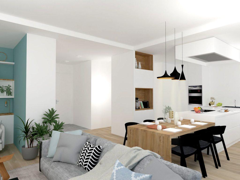 6 Appartement Lyon 8 Marlenereynard