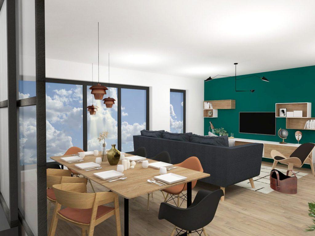 8 Maison St Foy Les Lyon Marlenereynard