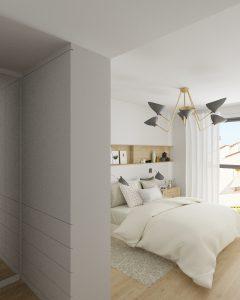 3D Chambre Lyon 3 Marlene Reynard